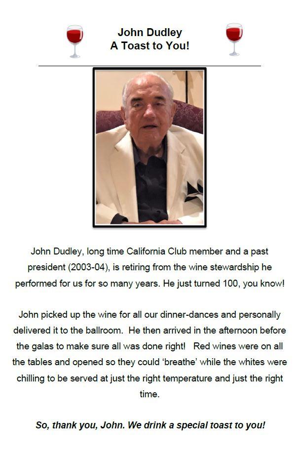Meet John Dudley